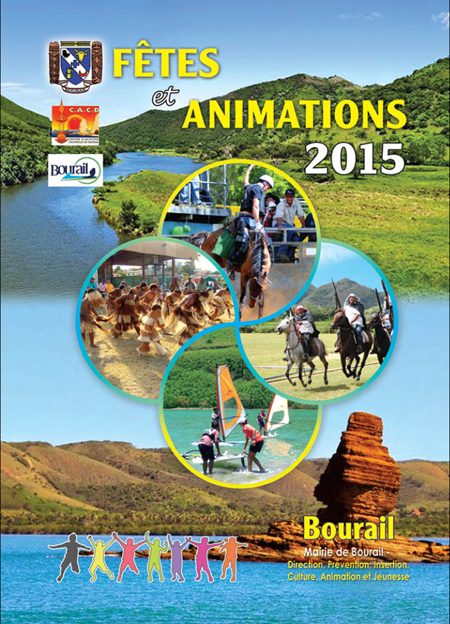 Fêtes & Animations - Bourail 2015